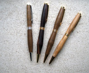 Kuglepenne.
